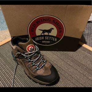 Brand new Irish setter boots!